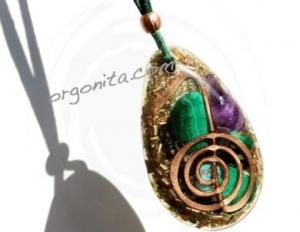 Gota de Orgonite 3366