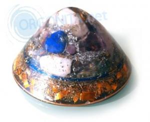 Cupula de Orgonite 2500