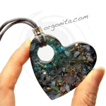 Orgonita 5828 - CORAZON - EN STOCK