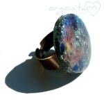 ANILLO Orgonita 0417 - Solo 1 en stock