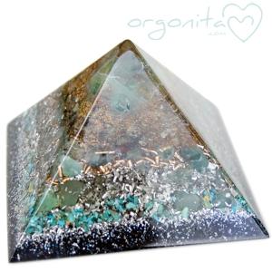 KEOPS - PIRAMIDE  de Orgonite 3750