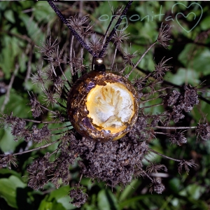 SILVESTRE - Colgante de Orgonita 4015- PIEZA ÚNICA