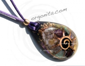 Gota de Orgonite 8777