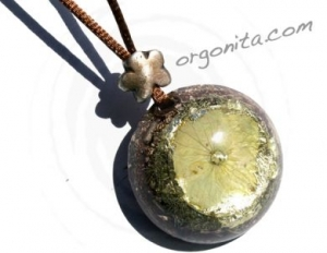 Colgante de Orgonite 9506