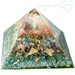 KEOPS - PIRAMIDE  de Orgonite 0888 - Solo 1 en stock