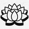 orgonita con flor de loto