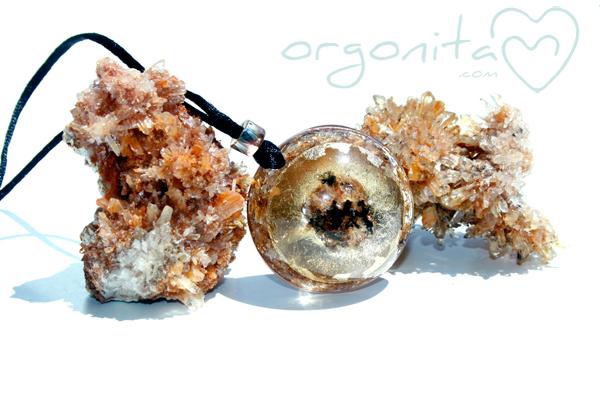 Creedite in orgonite